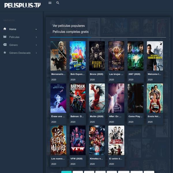 ❤️ Ver Películas Online Gratis en HD