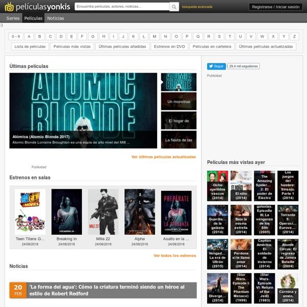 Películas Yonkis Descarga de películas y ver online películas