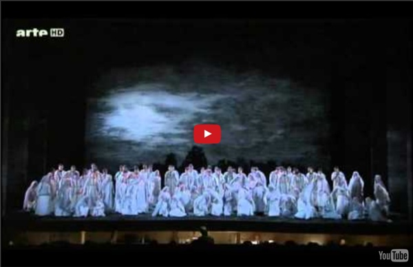 """Va pensiero"" - Nabucco - Roma 2011"