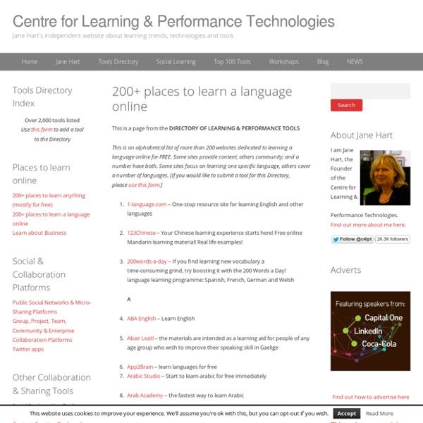 Centro de Tecnologías de Aprendizaje y Rendimiento