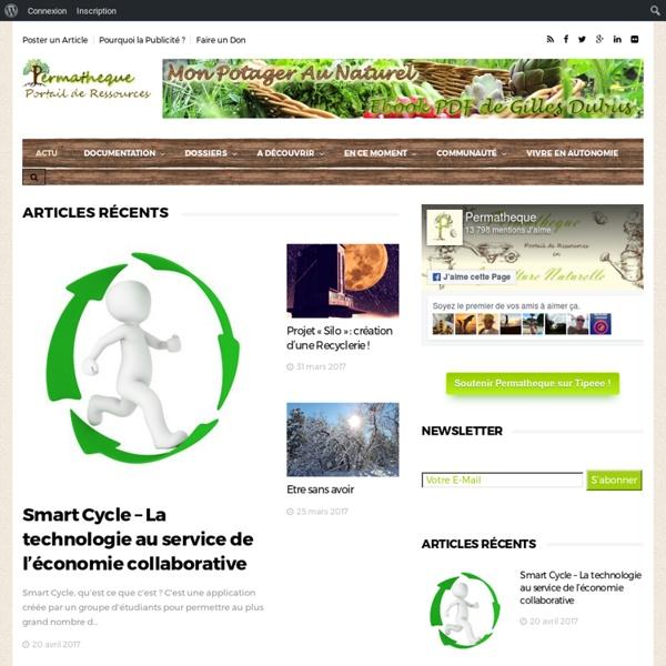 Permatheque - Ressources sur la Permaculture