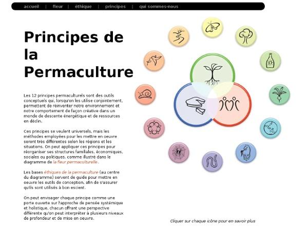 Principes de la Permaculture
