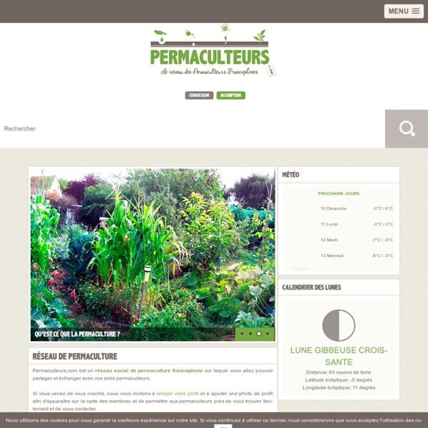 Permaculture et agroécologie