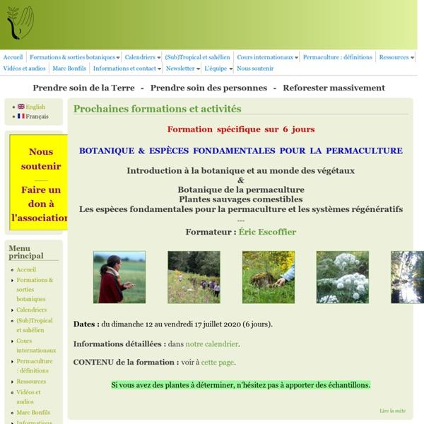 Permaculture sans frontières