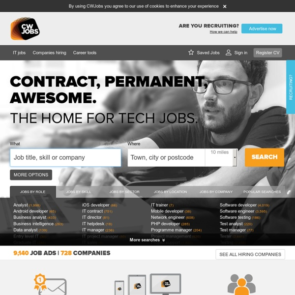 Permanent & contract IT careers