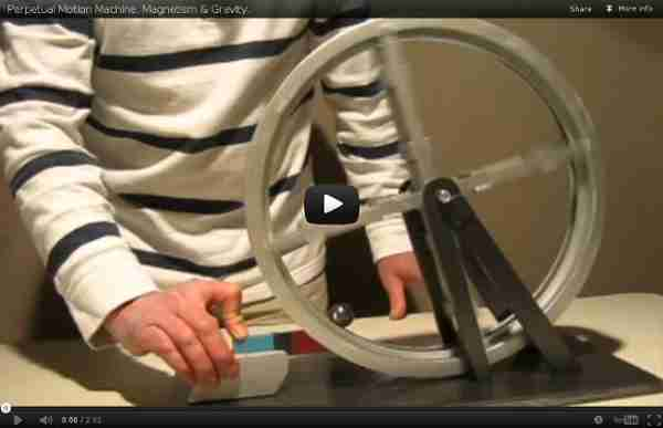 Perpetual Motion Machine. Magnetism & Gravity   Pearltrees