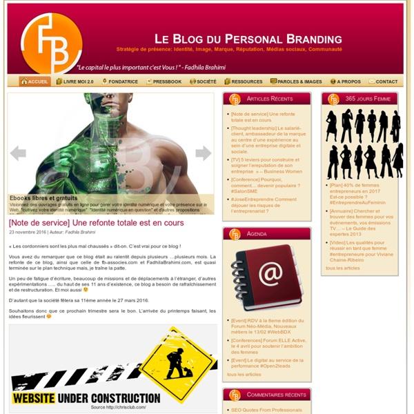 Le Blog du Personal Branding