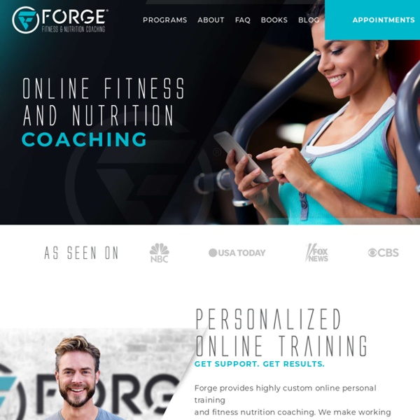 Online Fitness Training Programs