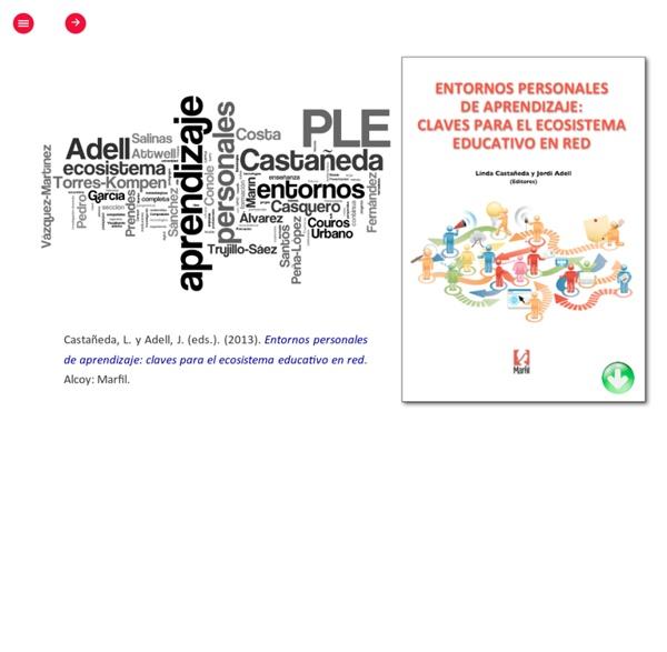 Entornos Personales de Aprendizaje: claves para el ecosistema educativo en red
