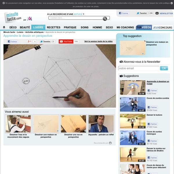 Apprendre le dessin en perspective