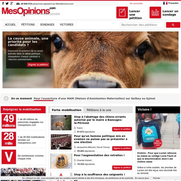 MesOpinions.com