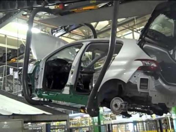 Peugeot - Visite usine Sochaux - Nouvelle 308