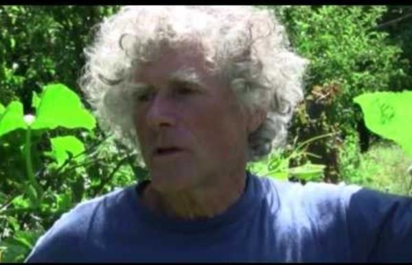 """Philip Forrer présente; """"Le Jardin du Graal"""""""