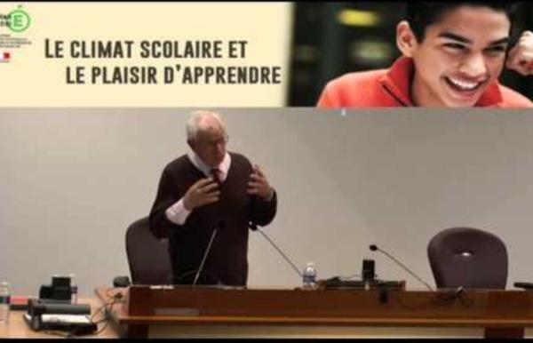 Philippe Meirieu, le plaisir d'apprendre