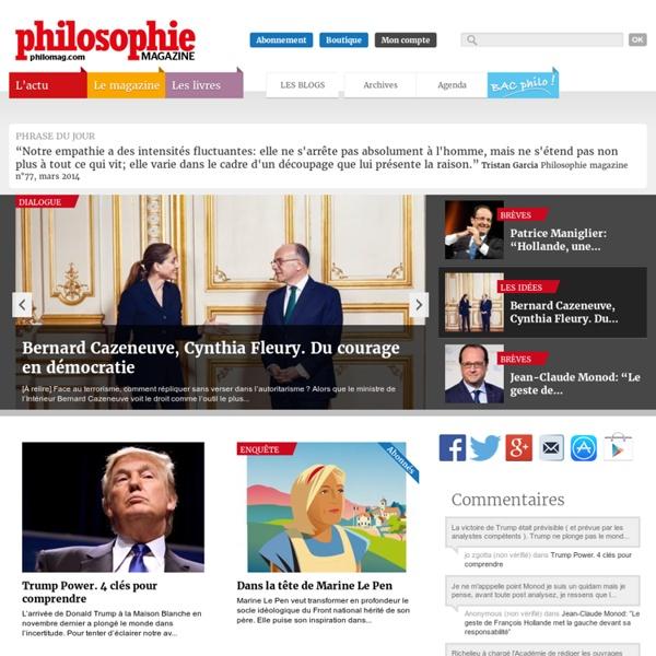 Par Philosophie Magazine
