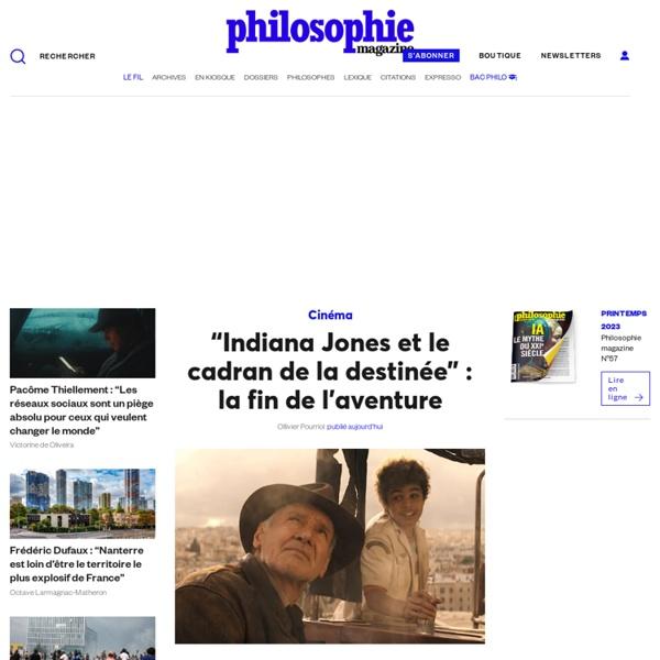 Philomag.com par Philosophie Magazine
