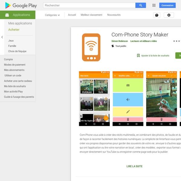 Com-Phone Story Maker