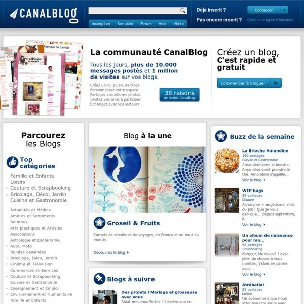 Blog photo, blog audio ou video. Creer un blog gratuit