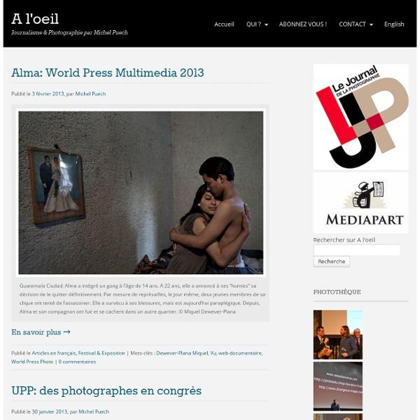 Journalisme & Photographie