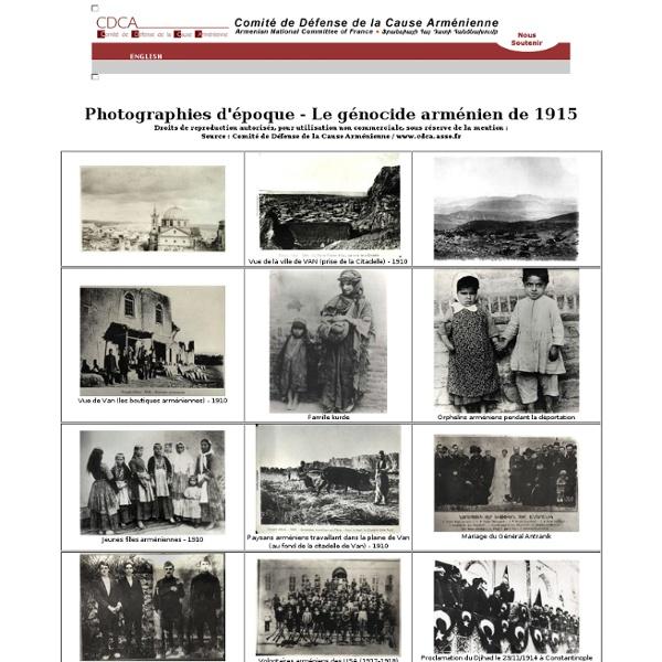 Comité Défense Cause Arménienne