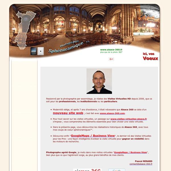 Alsace 360 - Photographies Sphenoramiques TM