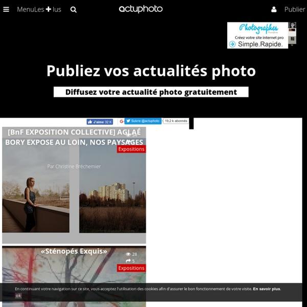 Actualité photographique et photographie