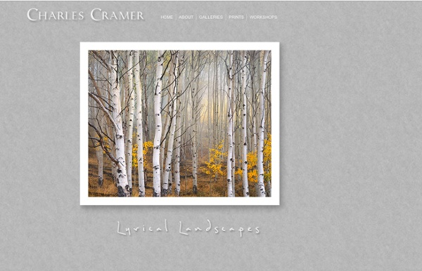Photographs by Charles Cramer
