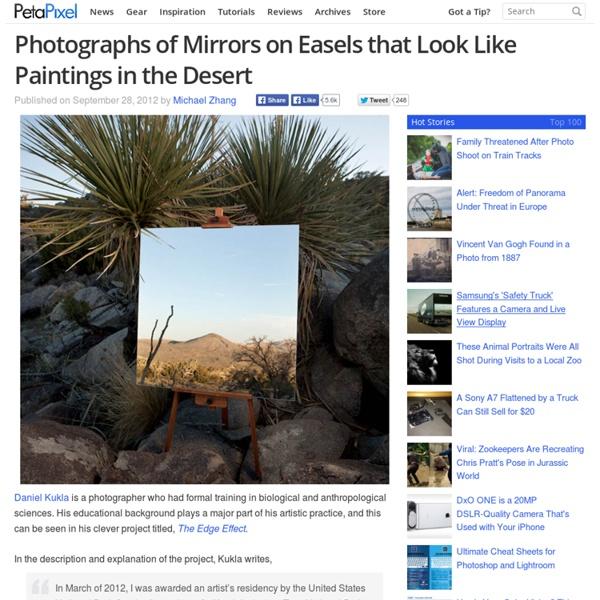 Effets de Miroir - Daniel Kukla