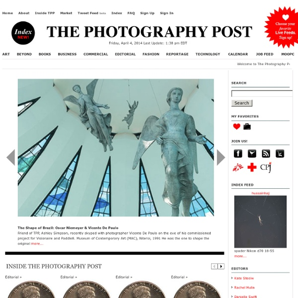 The Photography Post : The most current discussions on the state of photography