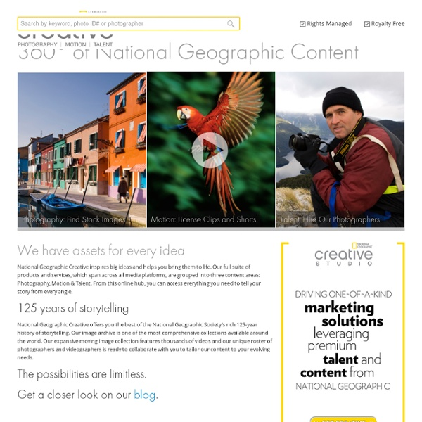 National Geographic Education Video