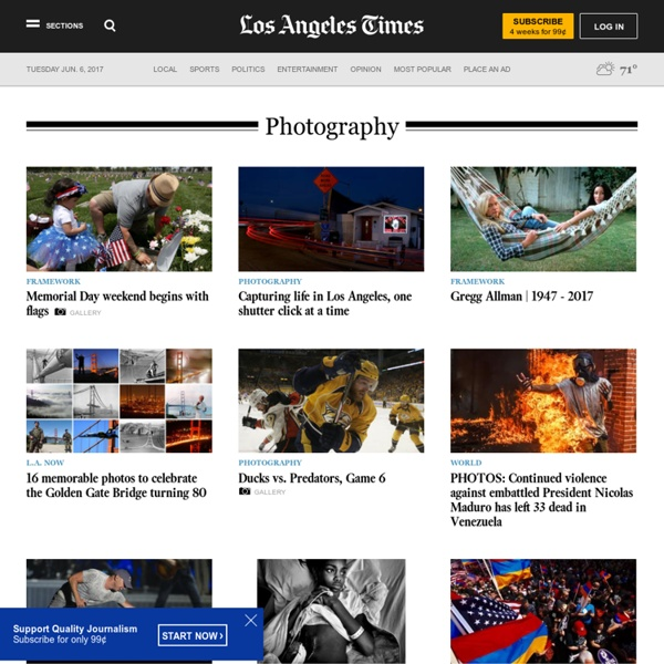 Photography - Los Angeles Times