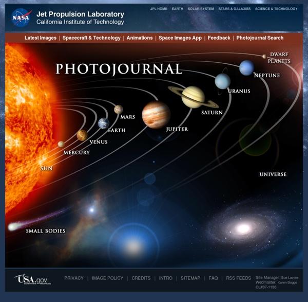 Photojournal: NASA's Image Access