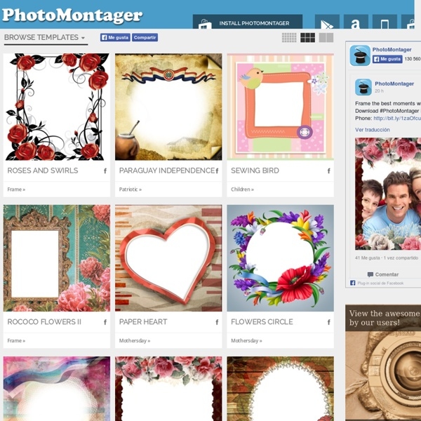 PhotoMontager - Moonlighting
