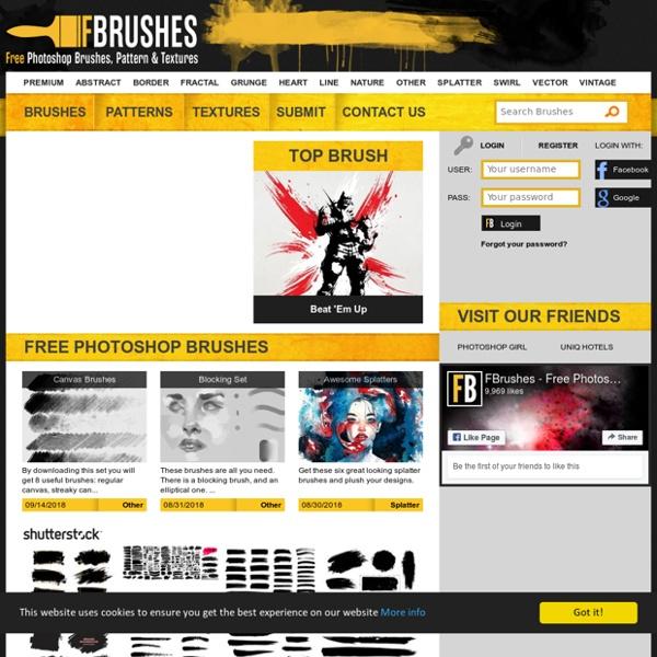 Free Photoshop Brushes - Brushes