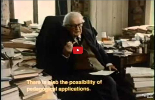 Piaget on Piaget, Part 4