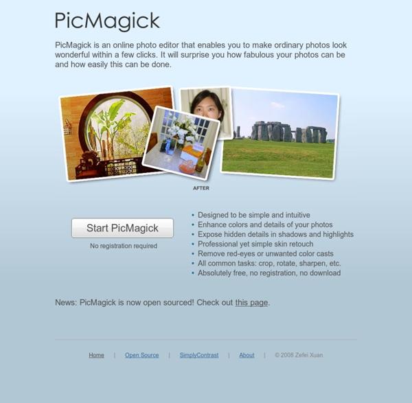 PicMagick