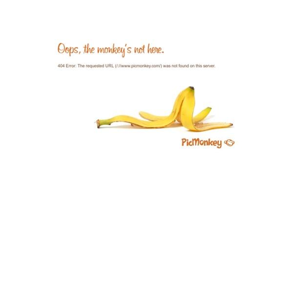 PicMonkey: Free Online Photo Editing
