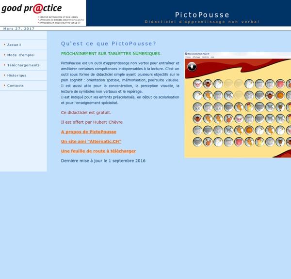 PictoPousse