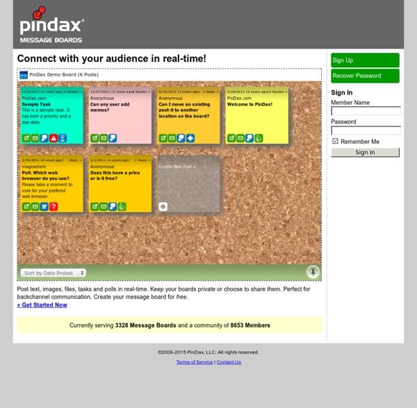 PinDax.com