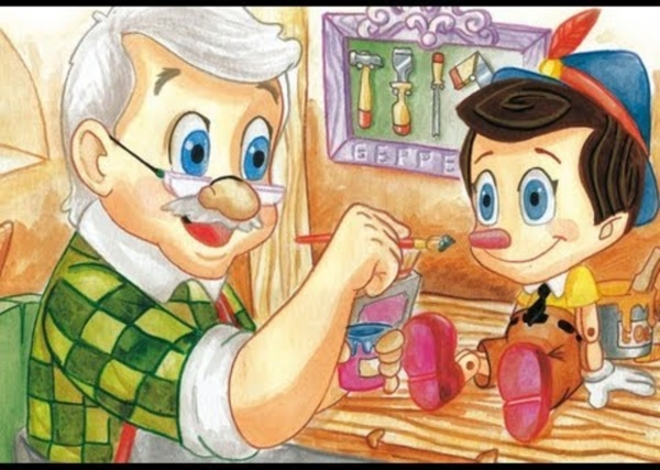 Pinocho (audio cuento)