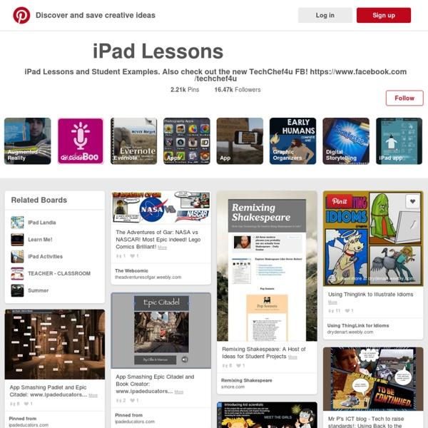 iPad Lessons