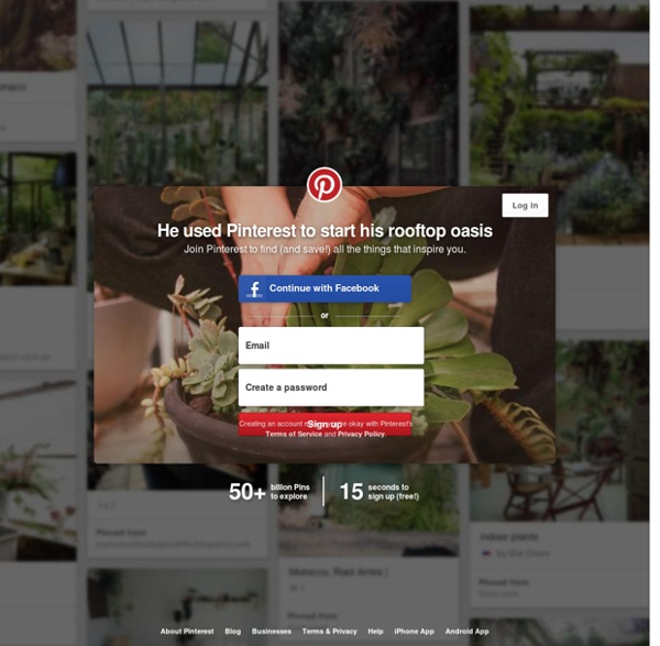 Pinterest: Discover and save creative ideas