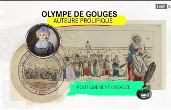 Pionnières! – Olympe de Gouges