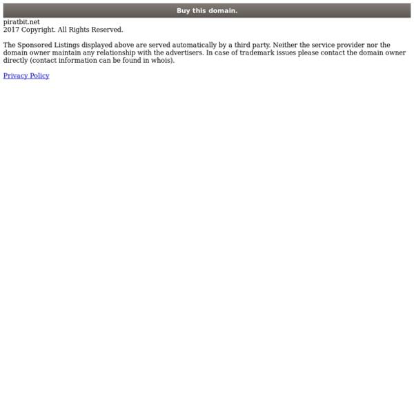 PiratBit.net