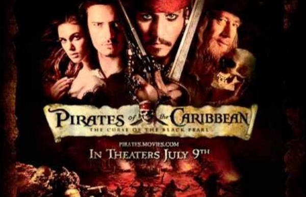 Pirates des Caraïbes - Musique complète