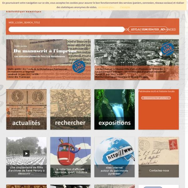 Pireneas expositions sur le patrimoine pyrénéen