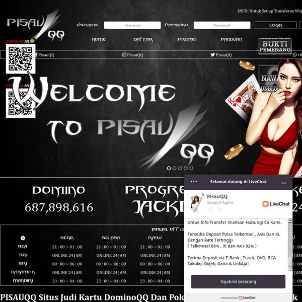 Pisauqq Situs Judi Kartu Dominoqq Dan Poker Online Pearltrees
