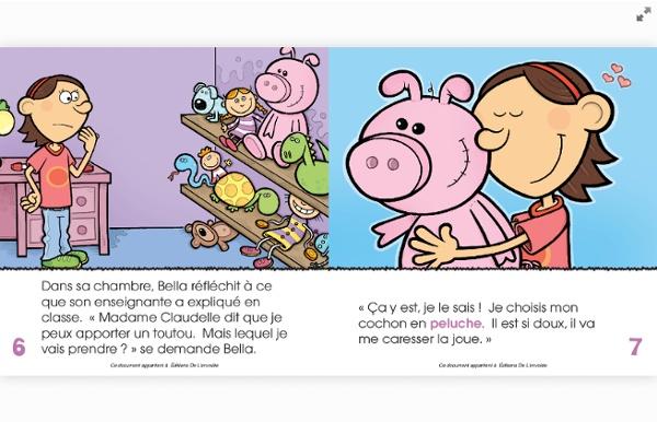 Du plaisir à lire - Série A (Grade 2 - Niveau 4) - en PDF (tx.)