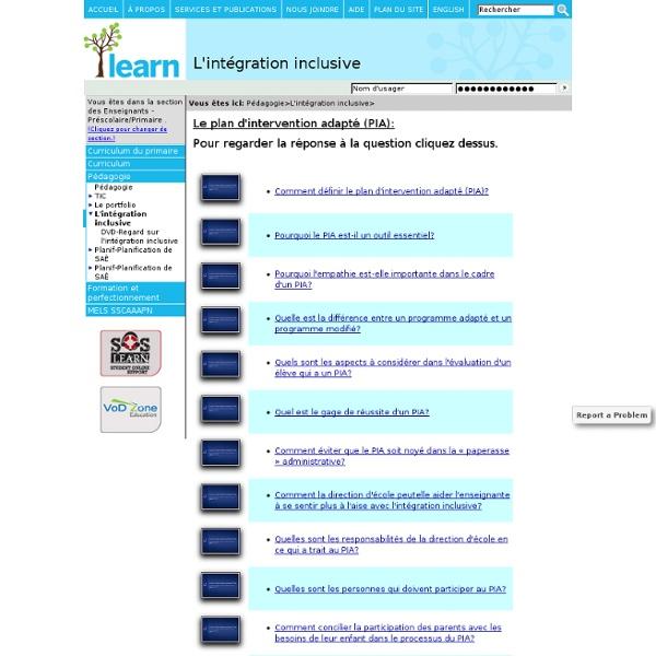 18 vidéos questions réponses sur l'intégration inclusive