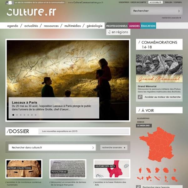 Culture.fr